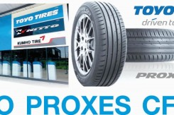 Review TOYO Proxes CF2 จากหนังสือพิมพ์ ออโต้ พรีวิว