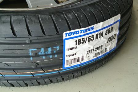 TOYO Tires PROXES CF2 นุ่มหนึบขับมั่นใจทั้งถนนแห้งถนนเปียก