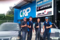Review TOYO PROXES CF2 จาก Car Show Society