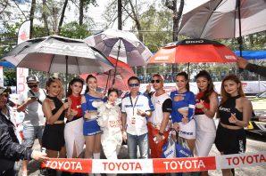 """ยางโตโย ไทร์ เปิดตัว TOYO PROXES TR1  ลงสนามสู้สึก """"Toyota Gazoo Racing Motorsport 2019"""" สนาม 1 สะพานหิน ภูเก็ต"""