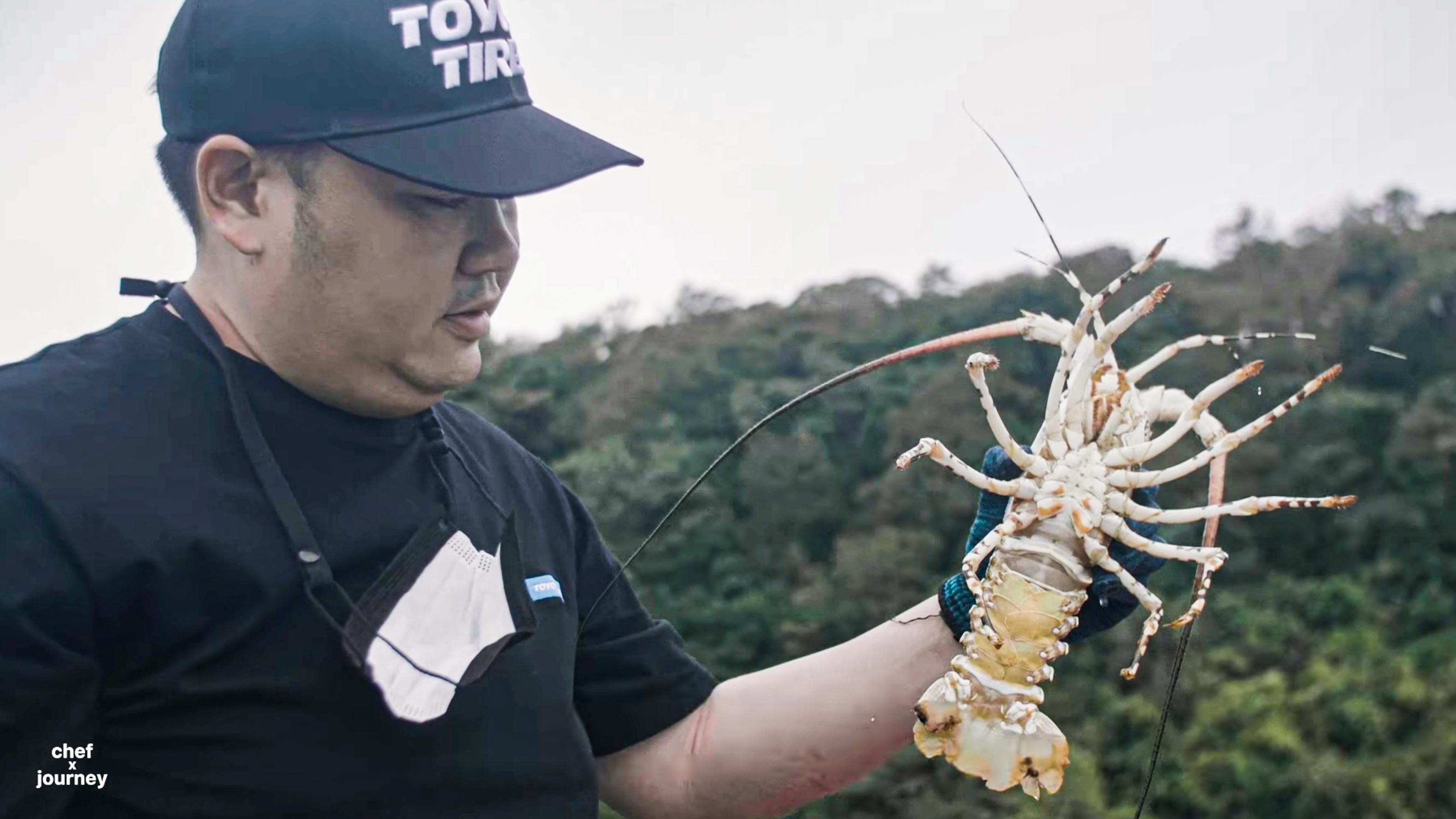 """""""TOYO TIRES จับมือ เชฟโอ"""" ลุยสร้างคอนเทนต์ท่องเที่ยว พร้อมครีเอทเมนูท้องถิ่นยกระดับชุมชน ผ่านรายการ Chef X Journey by TOYO TIRES"""