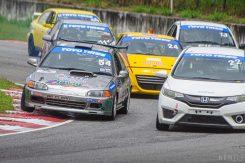 Toyo Tires Racing Car Thailand สนาม 2  นักแข่งเฮลั่น..ปลดล็อคทุกความเร็ว ซิ่งฝ่าสายฝน